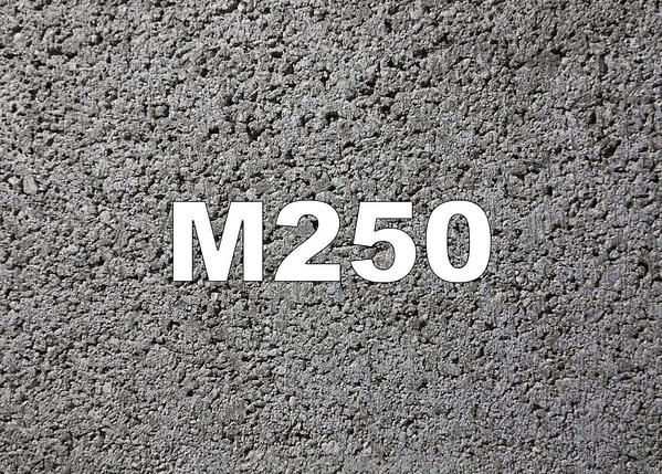 Бетон B20 (M-250) 1